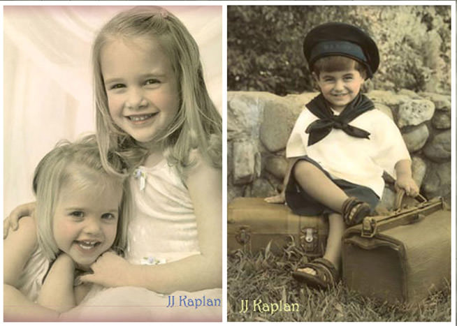 Hand Colored Photos - Color My World Studio - Zionsville, Indiana
