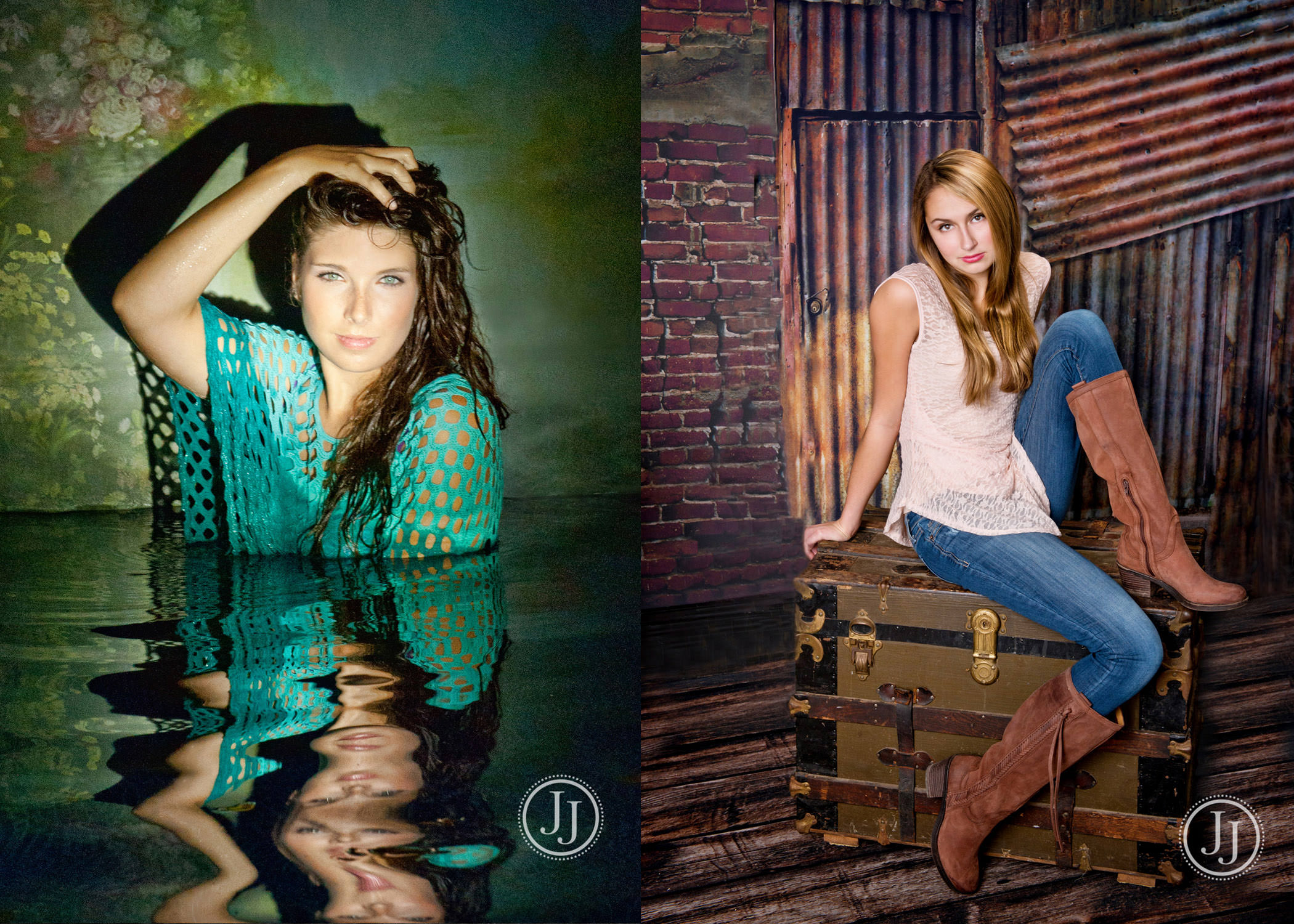 Senior Pictures - Color My World Studio - Zionsville, Indiana